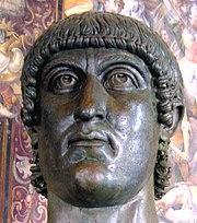 Αυτοκράτωρ Κωνσταντίνος Α΄.