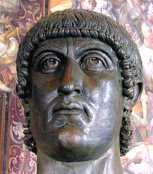 Byzantine army - Emperor Constantine I.