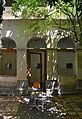 Convent de sant Roc de Gandia, claustre.JPG