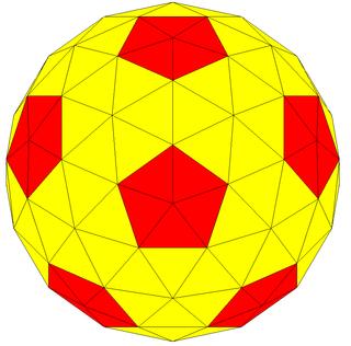 Hexapentakis truncated icosahedron