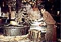 Cooking at Sera Monastery, Lhasa. 1993.jpg