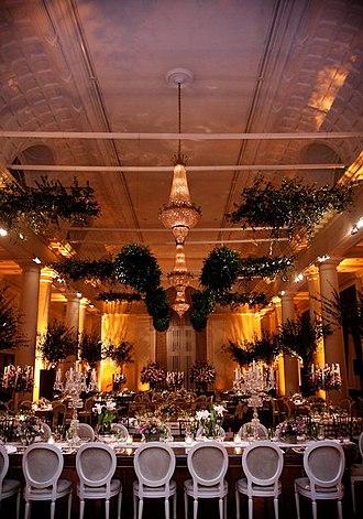 Copacabana Palace - Banquet Hall