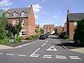 Coriolanus Square, Warwick Gates estate - geograph.org.uk - 1439501.jpg