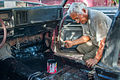 Corrosion protecting the floor of a malibu car.jpg