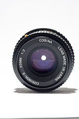 Cosina Cosinon-s 50mm F2 (14312817028).jpg