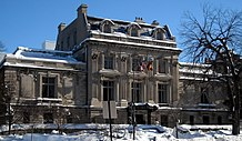 Cosmos Club - Blizzard of 2010.JPG