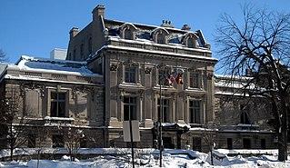 Cosmos Club private social club in Washington, D.C.