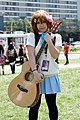 Cosplayer of Yui Hirasawa 20140525.jpg