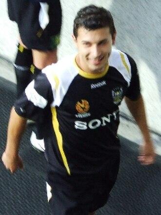 Kosta Barbarouses - Kosta Barbarouses with Wellington Phoenix in 2009.