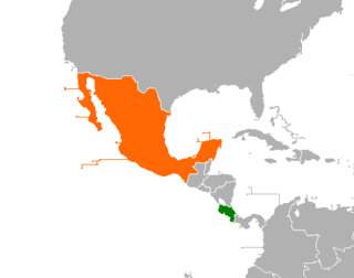 Costa Rica–Mexico relations Diplomatic relations between the Republic of Costa Rica and the United Mexican States