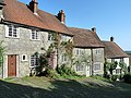 Cottages, Gold Hill, Shaftesbury - geograph.org.uk - 1436894.jpg