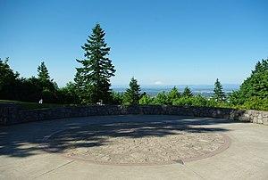 Council Crest Park - Image: Council Crest Park Portland 2