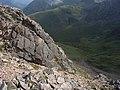 Crag, Mullach nan Coirean - geograph.org.uk - 238820.jpg