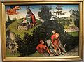Cranach il vecchio, sacrificio di isacco 1, 1530, barmberg, staatsgalerie.JPG
