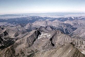 Crazy Mountains - Image: Crazy Mountains