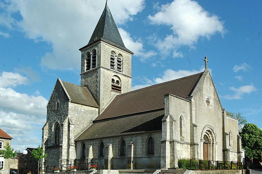 Crézancy Church