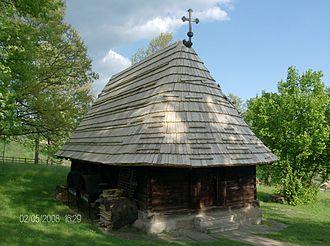 Takovo - Image: Crkva Takovo 2
