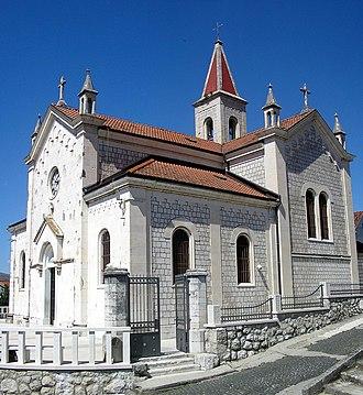 Metković - Church of Saint Elijah.