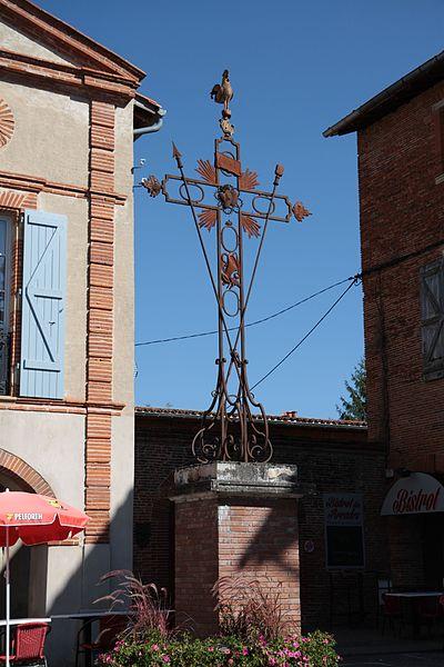 Croix de Saint-Sulpice-sur-Lèze