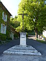 Croix de chemin (face) Savasse.jpg