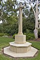 Cross of Sacrifice (also known as a War Cross) in the Wagga Wagga War Cemetery.jpg