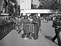 Csoportkép 1949-ben a Budapesti Őszi Vásáron. Fortepan 54130.jpg