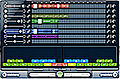 A typical loop-based music software (Cubase 6 LoopMash 2)