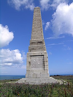 Culver Down Monument - geograph.org.uk - 13226