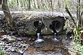 Culverts under the mine road near Tumble - geograph.org.uk - 1243155.jpg