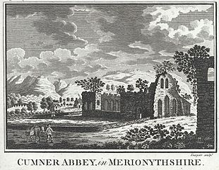Cumner Abbey, in Merionythshire