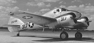 Curtiss-Wright AT-9 - AT-9A