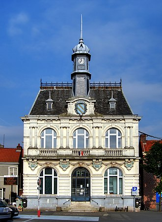 Cysoing - Image: Cysoing mairie