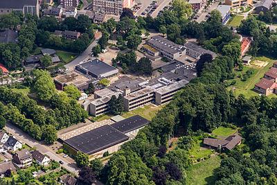 Dülmen, Clemens-Brentano-Gymnasium -- 2014 -- 8093.jpg