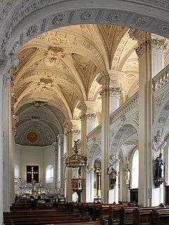 St. Andreas, Düsseldorf Church in Düsseldorf, Germany