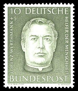 Lorenz Werthmann German priest