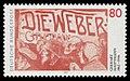 DBP 1987 1344 Gerhart Hauptmann, Die Weber.jpg