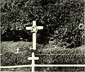 DEMIDOV(1904) p120 CROSSES ON GRAVES OF ENGLISH AND FRENCH KILLED IN AUGUST, 1854 (14595970017).jpg