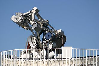 Telescope mount - Hexapod main mirror of the DOT