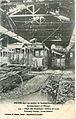 DUBOIS 334 - REIMS dans ses années de bombardement 1914-18 - Dépot des Tramways - Avenue de Laon.JPG
