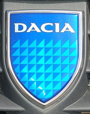 Dacia Pick-Up - Image: Dacia Logo old