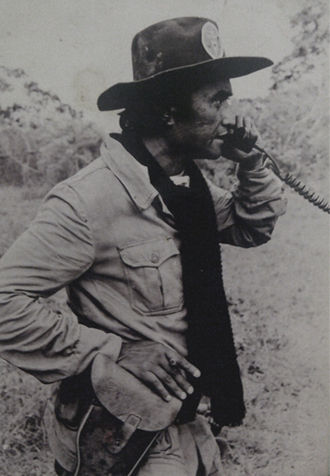 Indonesian invasion of East Timor - Colonel Dading Kalbuadi, Indonesian commander of Operasi Seroja