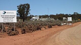 Daisy Milano Gold Mine mine in Australia