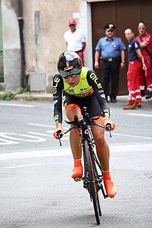 Dalia Muccioli Italian cyclist