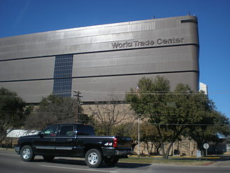 Dallas Market Center - Dallas World Trade Center