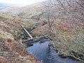 Dam on Mid Grain - geograph.org.uk - 788152.jpg