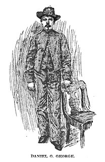 Daniel G. George