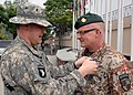 Danish NATO medal presentation (4578291176).jpg