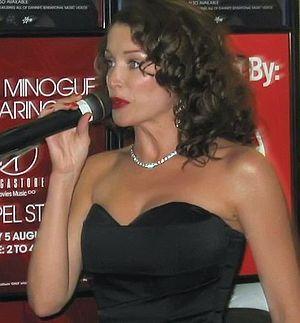Minogue, Dannii (1971-)