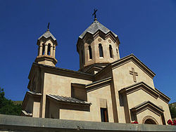The church of Darbas