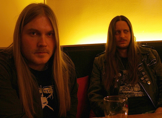 Darkthrone Norwegian black metal band